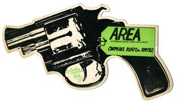 area-pistola