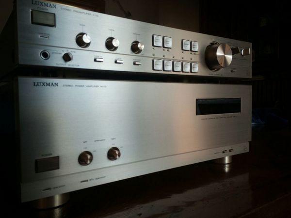 Luxman-C03-M03