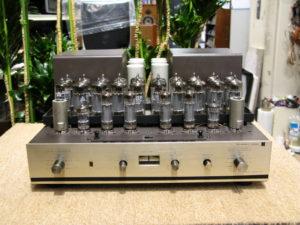 l'amplificatore OTL realizzato da Technics, il 20 A.